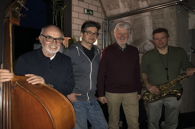 28.12.2018: Jazz Minds  Swing und Modern Jazz