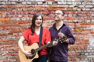 28.09.2019: Rosalie & Tillmann: Folk, Blues, Country