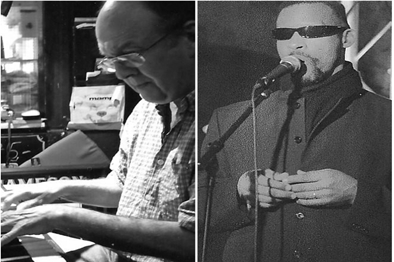 25.05.2019: Walter Haimann Duo, Crooner Jazz